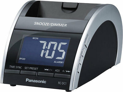 Panasonic radio sveglia dock