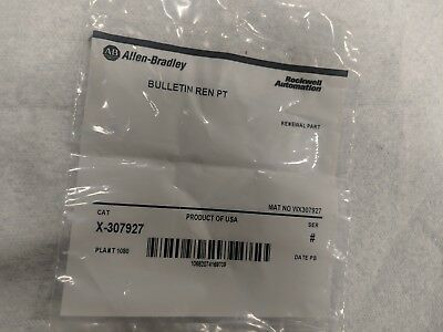Allen Bradley X-307927 Replacement Key 800T Cylinder Lock Selector Switch D111