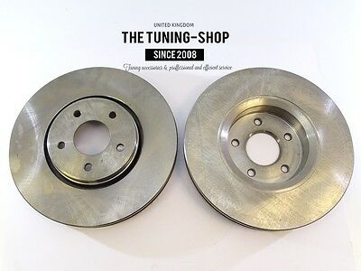 MINTEX FRONT DISCS AND PADS 240mm FOR FORD KA 1.3 2000-08