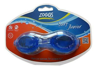 Zoggs Surf Junior Children's Swimming Goggles For Age 6-14 YRS Blue or Red