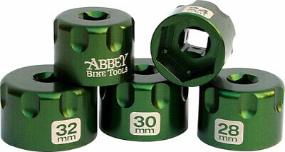 Sporting Goods Abbey Bike Tools Crombie Attrezzo Due Faccia Ultra-luminosa Cassettes, Freewheels & Cogs