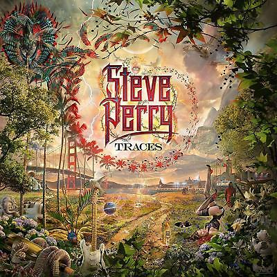 Steve Perry (JOURNEY) - Traces CD ALBUM NEW (5TH OCT)