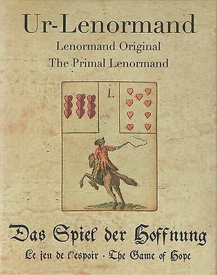 The Primal Lenormand Card Deck - Game of Hope - brand new!!!