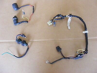 Honda Outboard BF 9.9-15 HP Wiring Harness 32100-ZV4-650 Ignition Coil Assembly