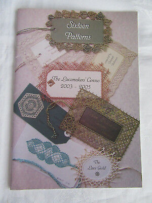 Sixteen Patterns: The Lacemakers' Census 2003-2005