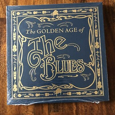 The Golden Age of The Blues by Havers & Evans (The Easton Press)