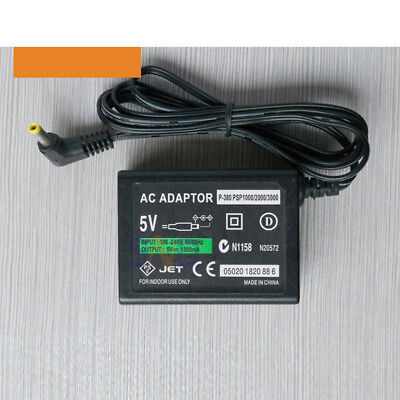 For Sony PSP 1000 2000 3000 Wall Charger Power Adapter By Mars Devices
