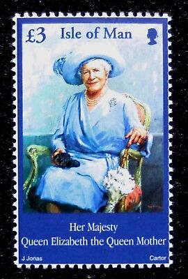 Isle of Man - 2002 - Queen Mother - SG 982 - MNH