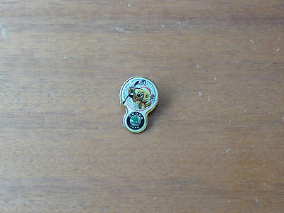 2004 World Championship hokey pin Czech Republic Skoda Auto Sponsor used rare