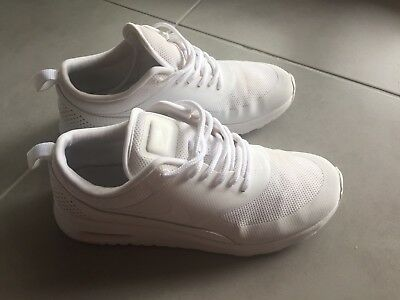 Blanc Prm Femme Chaussures Nike Thea Baskets Air Max Ultra Taille dCtxBshQro