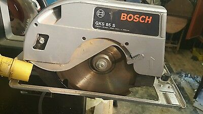 Professional Bosch large circular saw