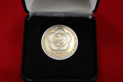 Soviet Commemorative Rouble Ruble Coin 1985 World Youth Festival USS 1988 Proof