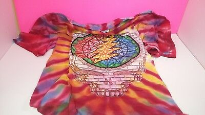1994 The Grateful Dead Summer Tour Vintage Tie Dye T-Shirt XL Rare