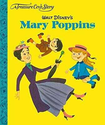 Treasure Cove Stories - Mary Poppins by Centum Books Ltd Book The Cheap Fast
