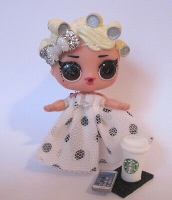 LOL Surprise Doll Accessories Clothes Outfit Custom Hair Bow DOLL NOT INCLUDED