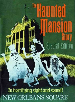 Extinct Attractions Club - The Haunted Mansion Special Edition
