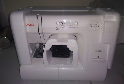 Janome HD3000 Heavy Duty Full Size Sewing Machine - Refurbished with Warranty