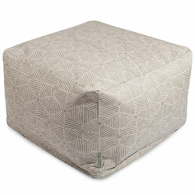 Ebern Designs Christman Pouf