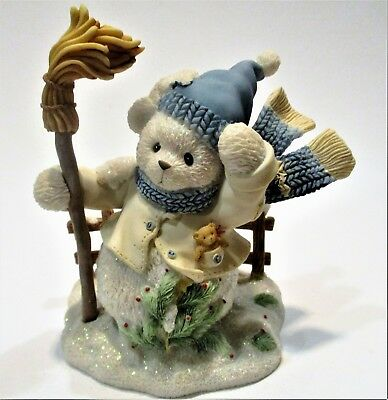 Cherished Teddies - Buddy - And The North Wind Shall Blow  706892  Enesco