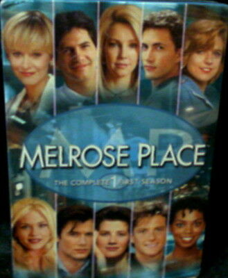 MELROSE PLACE The COMPLETE FIRST SEASON 32 Episodes + Special Features Sealed