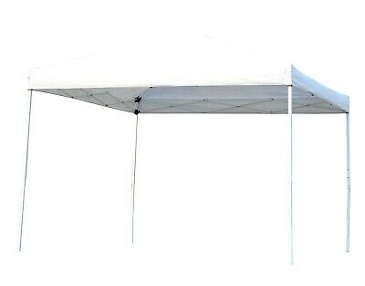 Outsunny 10 Ft. W x 10 Ft. D Steel Pop-Up Canopy