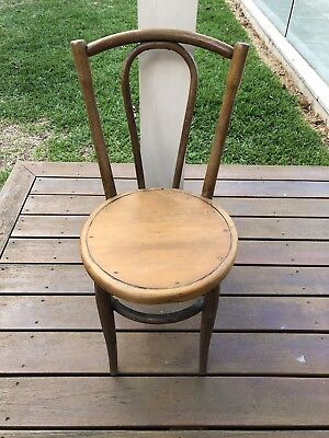 Old bent wood Chair