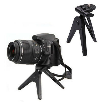 Portable Tripod Camera Flexible Table Top Stand For DSLR SLR Camera Gopro 4 5 6