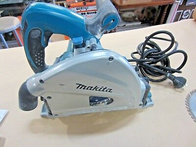 Makita Sp6000J - 240V 1300W 165Mm Circular Plunge Saw ~ Great  Condition