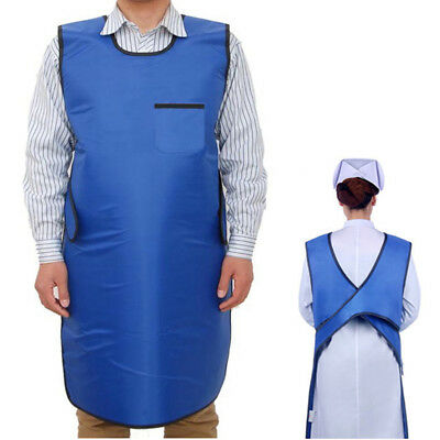 Flexible X-Ray Protection Protective Lead Apron 0.35mmpb Lead Rubber Universal