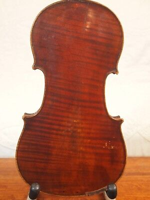 Old Antique French Derazey violin