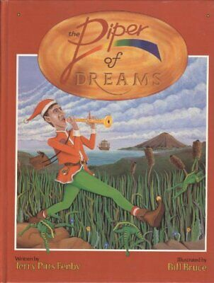The Piper of Dreams by Fenby, Terry Pitts Paperback Book The Cheap Fast Free