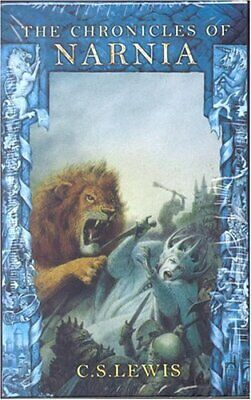 The Chronicles of Narnia (Boxed set) by C.S.Lewis Book The Cheap Fast Free Post
