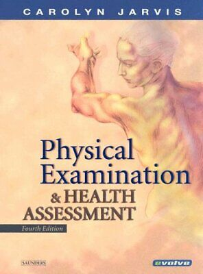 Physical Examination and Health Assessment by Jarvis PhD  APN  CNP, Car Hardback