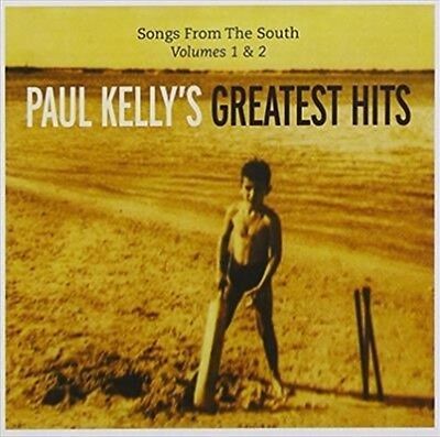 Paul Kelly, Songs From The South Vol 1 & 2: Paul Kelly's Greatest Hits, CD