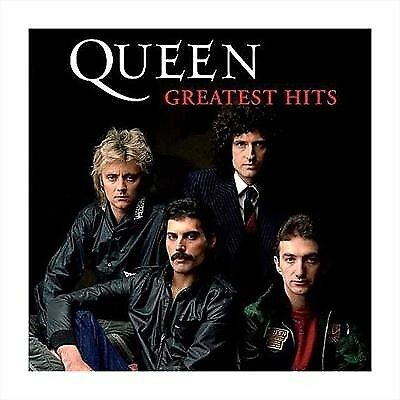 Queen, Greatest Hits I, CD