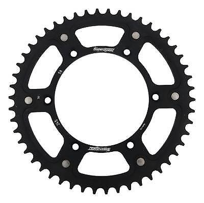 Supersprox Stealth Black Rear Sprocket 520 Pitch / 50 Teeth Yamaha YZ 490 H 1987