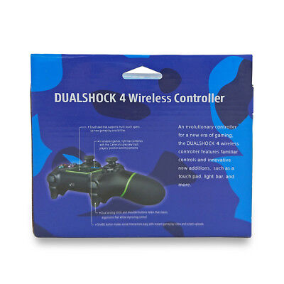 UK Wireless Bluetooth Game Controller Pad Gamepad For PS4 Playstation 4 Best New