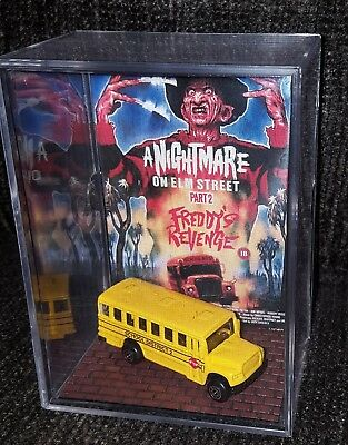 Freddy Krueger inspired by display..Brand New..Ready 2 Ship