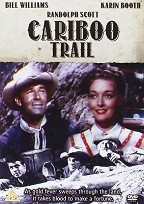 Cariboo Trail [DVD] -  CD XCVG The Fast Free Shipping