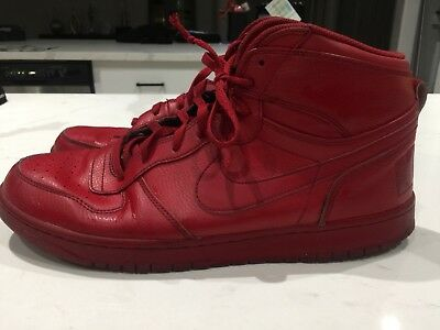 0f7333e102a Nike Men s BIG NIKE HIGH Basketball Shoes Gym Red 336608-660 SIZE 13