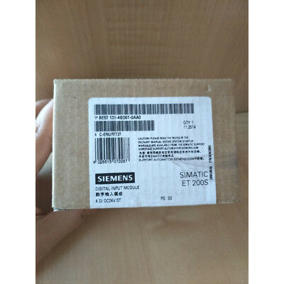 1pc SIEMENS 6ES7131-4BD01-0AB0 PLC Module NEW IN BOX