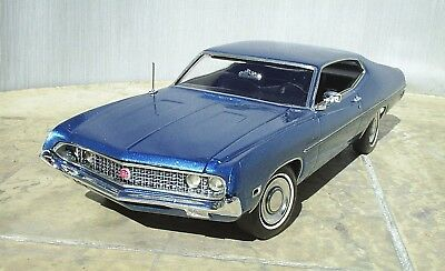 1970 Ford Torino 2 door Sports Roof mid-year addition Pro Built