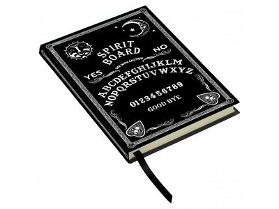 Nemesis Now Embossed Spirit Board Ouija Witch Occult Note Book Journal Diary