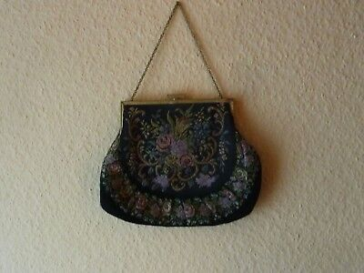 Gobelin, Petit Point Tasche