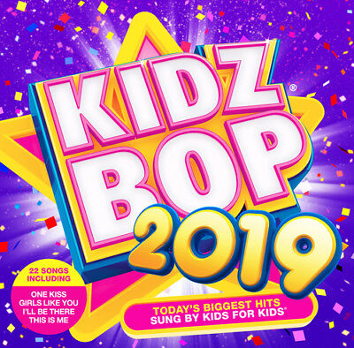 Kidz Bop Kids : Kidz Bop 2019 CD (2018) ***NEW***