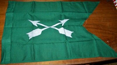 Original U.s. Army Special Forces Guidon Flag - Dated 1990 - Unused