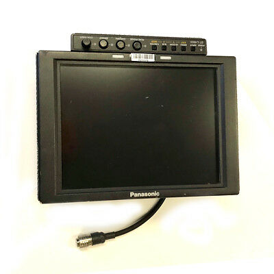 "8.5"" Panasonic Broadcast Monitor"