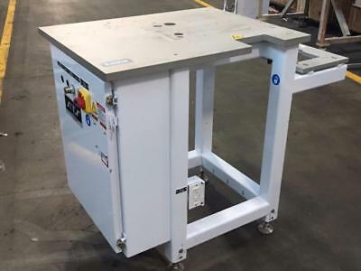 """Clean! Lab Quality Vibration Isolation Table 1"""" Thick Aluminum Top - Double Tier"""