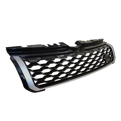 Range Rover Evoque New Dynamic Pure Prestige Front Grille Upgrade - Black Silver