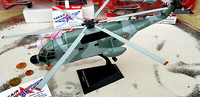 SA 321 Super Frelon Helicoptere / France Hubschrauber  Metall 1:72 / Diecast